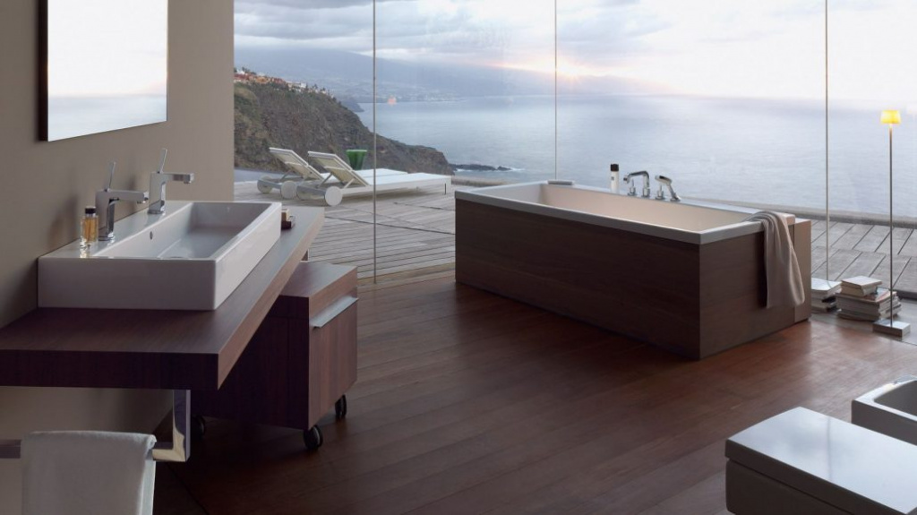 Тренды дизайна ванных 2020