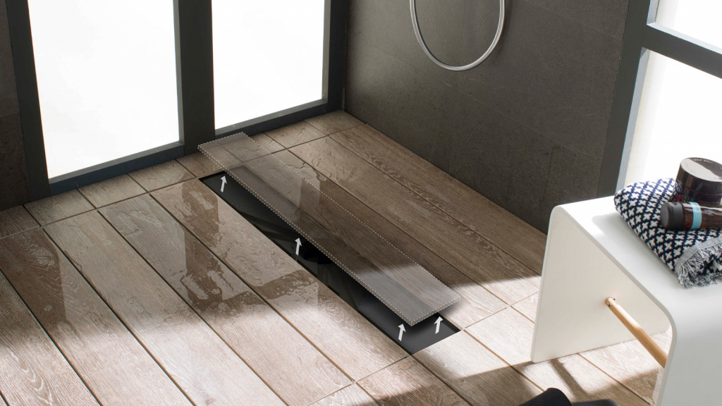 Поддон Porcelanosa Grupo Shower Deck 4