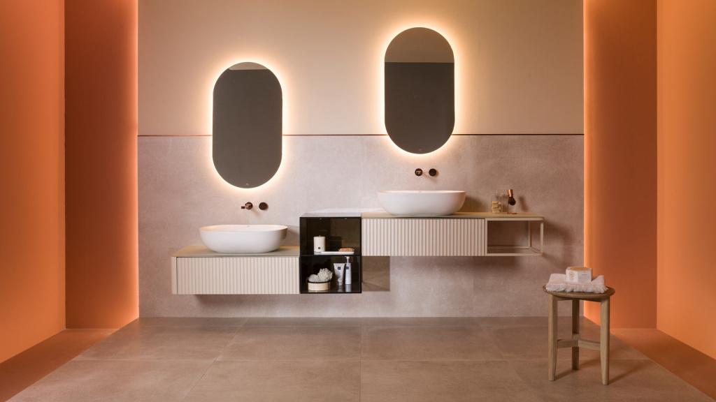 Дизайнерская мебель для ванной 2020